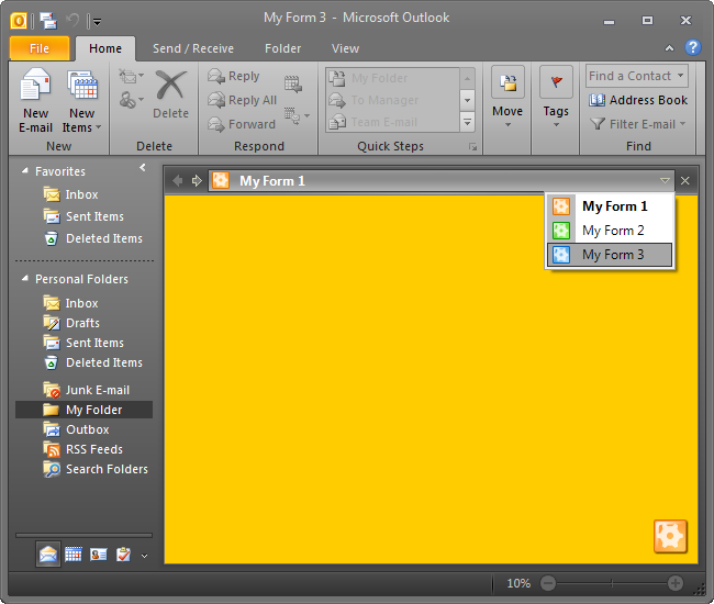 create office add plugin in delphi for outlook  excel