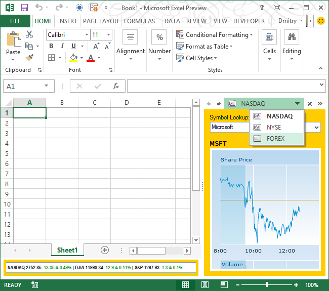 Create Office add-in /plugin in Delphi for Outlook, Excel, Word 2019