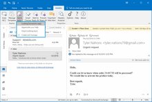 Quick Reply for Microsoft Outlook