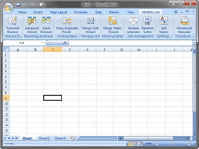 Add-ins Collection in Excel 2007