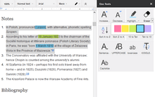 Change case or font size, use highlighter or remove a particular color in one click