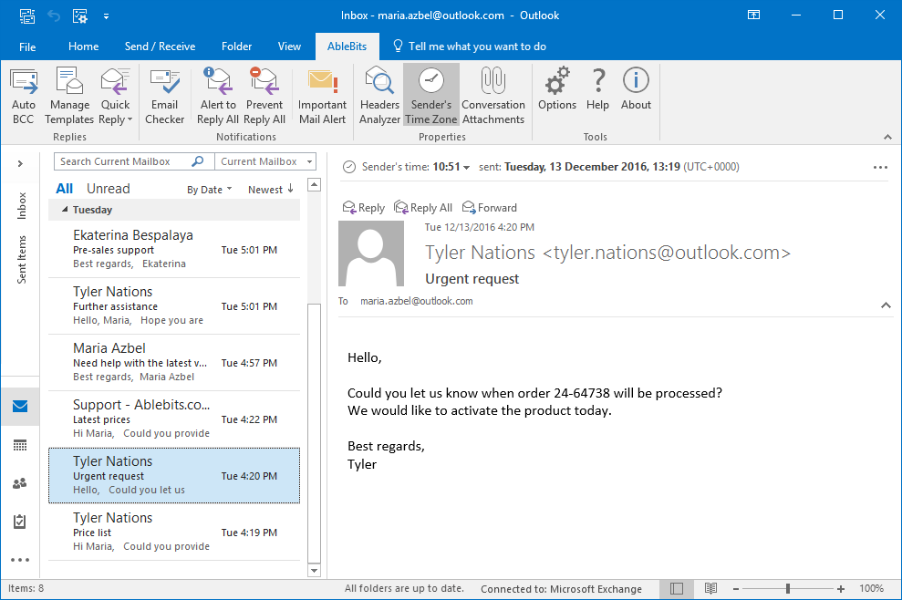 plug-ins for outlook 2016  2013-2007