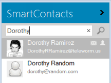 Smart Contacts add-in makes Outlook address book search faster